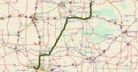 Springdale, AR to Rhome, TX