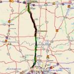 Fort Worth, TX to Oklahoma City, OK via pickup in Springer, OK