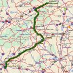 Glade Spring, VA to Piedmont, SC via pickup in Glade Spring, VA and delivery in Ellenwood, GA